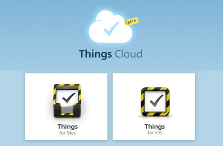 Things Cloud, la sincronización en la nube llega al gestor de tareas Things