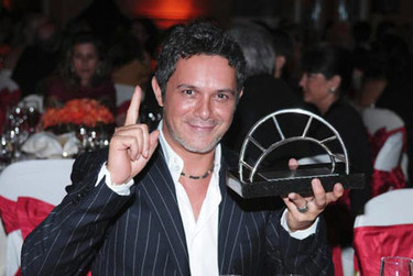 Alejandro Sanz, español universal de las artes 2008