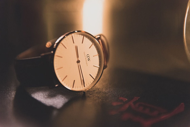 Reloj Jornada Intensiva