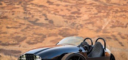 """Este """"juguete"""" eléctrico se llama Vanderhall Edison2 y promete más de 300 kilómetros de autonomía"""