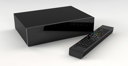 Un set-top box Motorola