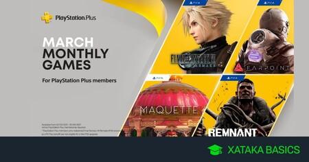 Juegos gratis de PS4 y PS5 en marzo 2021 para PlayStation Plus