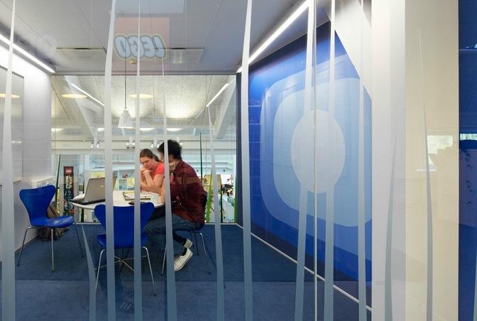 Foto de Espacios para trabajar: las renovadas oficinas de Lego (13/14)