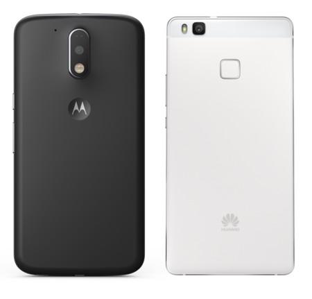 Moto Huawei 2