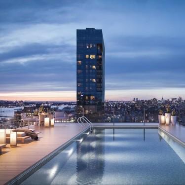 Casas para soñar;  el ático del edificio Broome diseñado Renzo Piano en el Soho de New York, puede ser tuyo por 42,5 millones de dólares