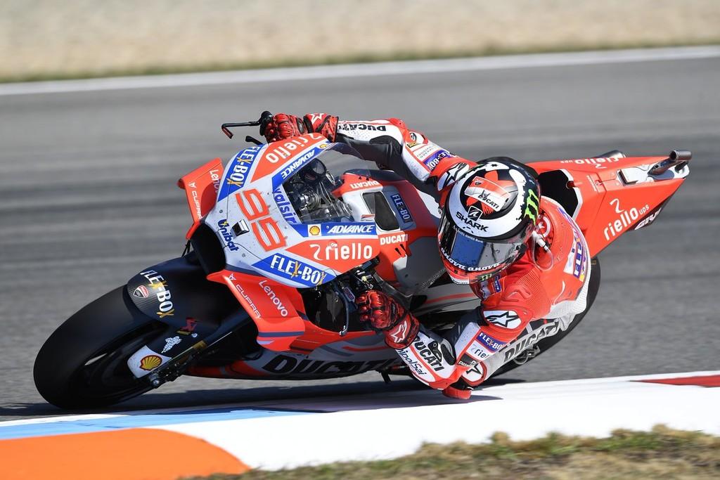 Jorge Lorenzo Gp Republica Checa Motogp 2018 4