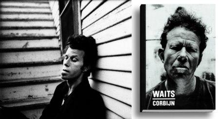 Tom Waits por Anton Corbijn, un libro de fotografías de edición limitada