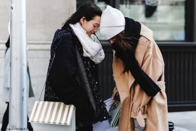 Distintas maneras de combatir el frío, sin perder estilo por el camino