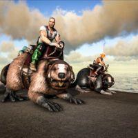 ARK: Survival Evolved se actualiza con unos castores gigantes y unas esposas