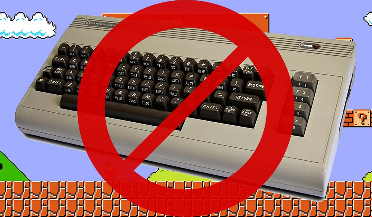 Nintendo exige la retirada del port de Super Mario Bros. de Commodore 64, un proyecto no oficial que había...
