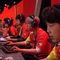 Shanghai Dragons iguala el récord de derrotas consecutivas en el deporte norteamericano