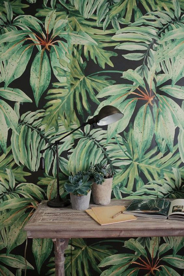 Mural Verde 01