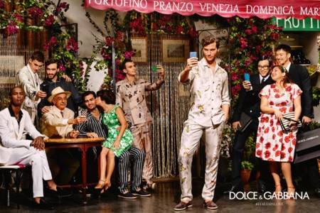 Dolce And Gabbana Spring Summer 2016 Campaign 002