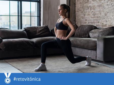 #RetoVitónica: entrena cardio en casa con un ejercicio diferente cada día de la semana