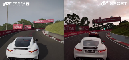 Gran Turismo Sport frente a Forza 7: Digital Foundry firma la comparativa visual definitiva