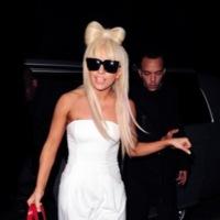 Lady Gaga y su lazo de pelo, otra candidata al Hortera de Bolera de enero