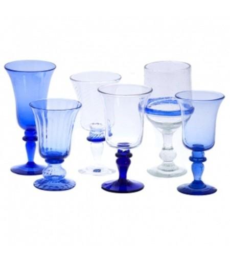 copas azules