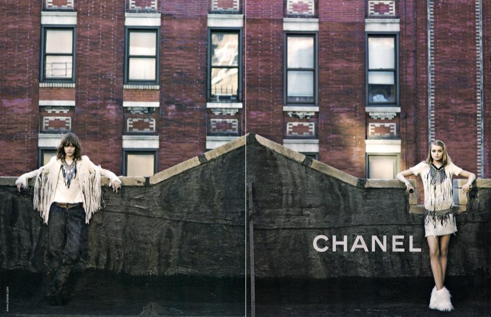 Foto de Más imágenes de la campaña de Chanel Otoño-Invierno 2010/2011: esquimales en la ciudad (3/4)