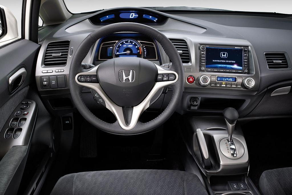 Foto de Honda Civic Hybrid 2009 (21/24)