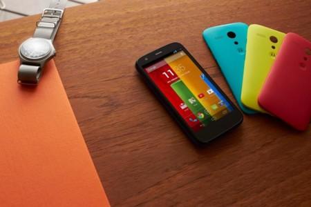 Moto G Colors