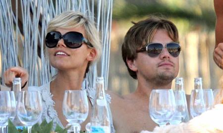 Leonardo DiCaprio tiene nueva pareja: la modelo Anne Vyalitsyna