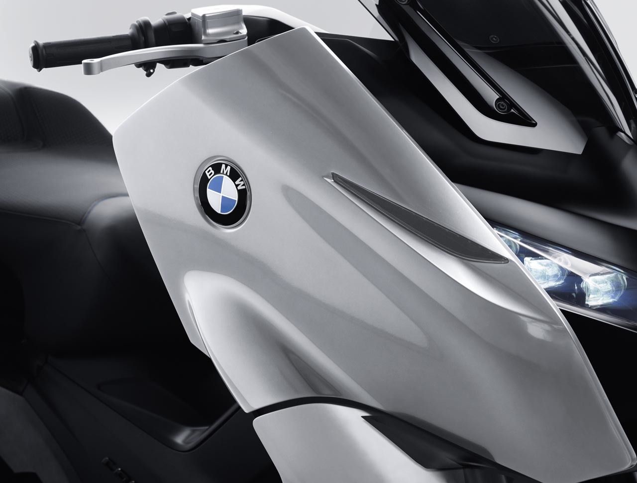 Foto de BMW Concept C Scooter, el Scooter del futuro según BMW (17/19)