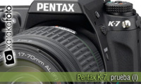 Pentax K-7, la probamos