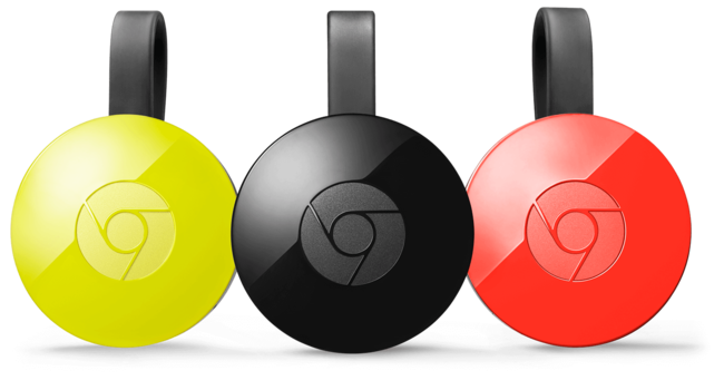 Buy Chromecast℗ Lightbox