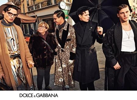 Dolce Gabbana Vuelve A Reclutar A Su Ejercito Millennial Para Su Nueva Campana De Invierno 03