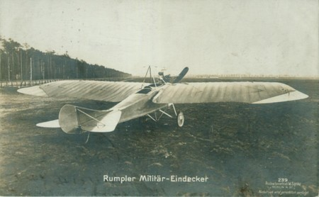 Rumpler Taube001 Porto Club
