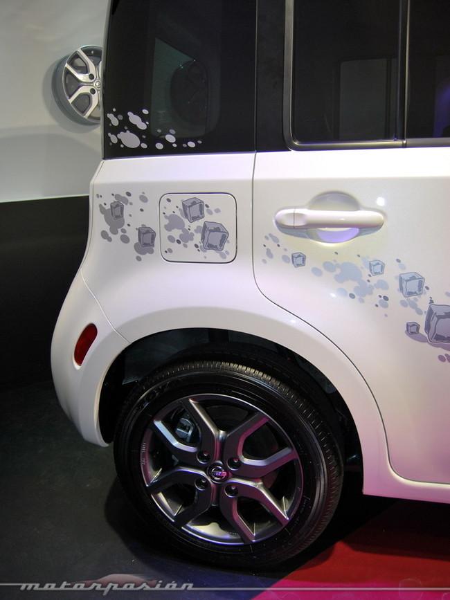 Foto de Nissan Cube (presentación) (34/56)