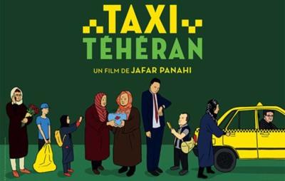 'Taxi', tráiler y cartel de la película de Jafar Panahi
