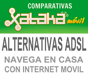 Comparativa Alternativas Adsl