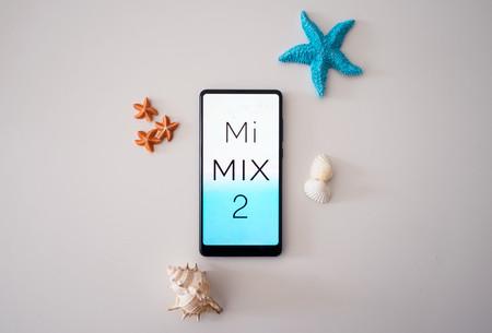 Xiaomi Mi Mix 2 por sólo 205 euros en el día sin IVA de MediaMarkt