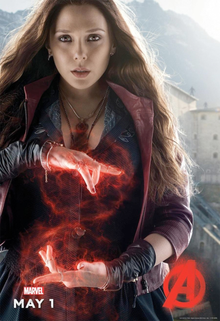 Póster de Scarlet Witch