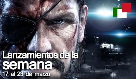 Lanzamientos de la semana en México del 17 al 23 de marzo