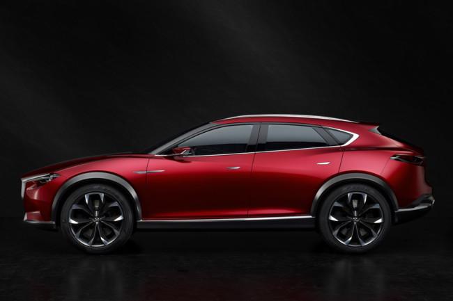 Mazda Koeru Concept 40