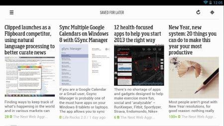 Cinco aplicaciones para administrar y leer tus RSS cómodamente desde tablets