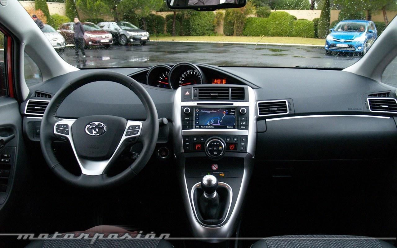 Foto de Toyota Verso 2013 (presentación) (14/21)