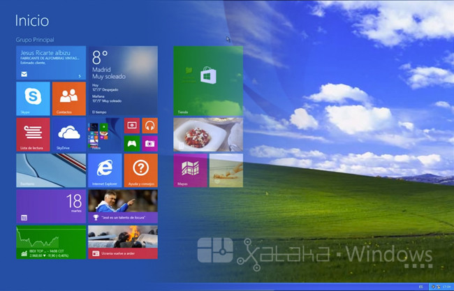 De XP a 8, así ha evolucionado la cuota de mercado de Windows