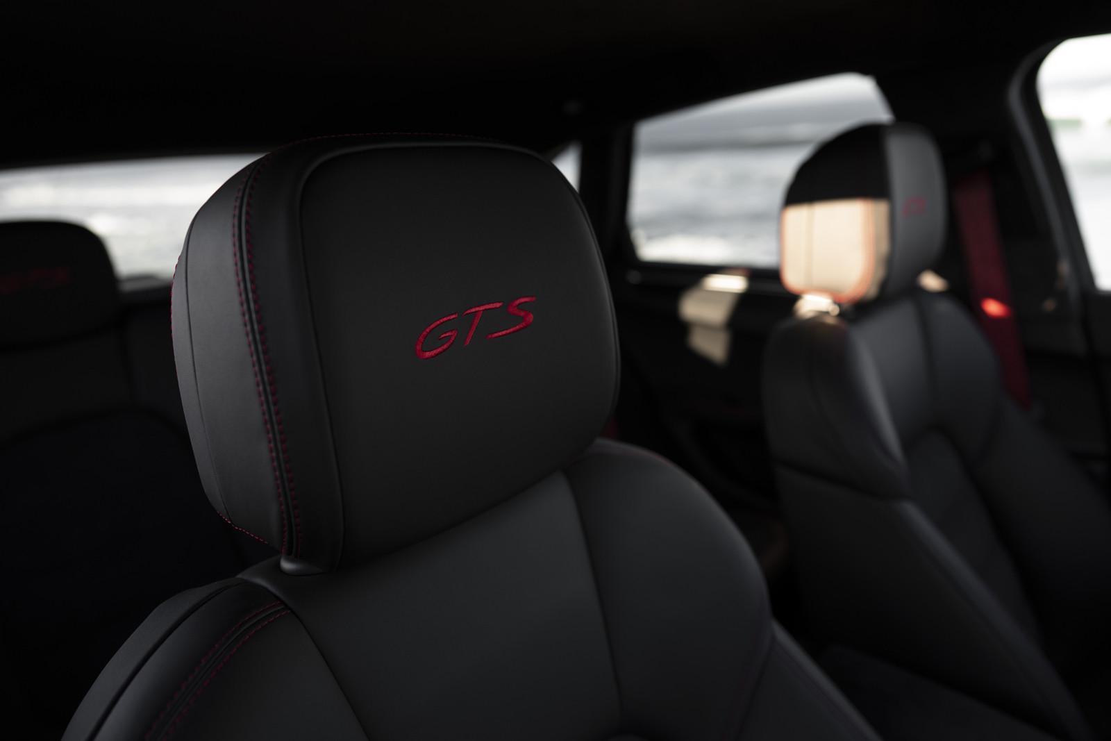 Foto de Porsche Macan GTS 2020 (presentación)q (123/149)