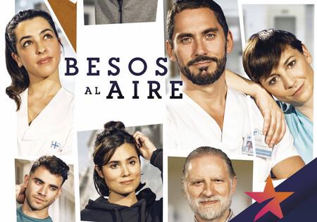 Tráiler de 'Besos al aire': la primera miniserie española de Disney+ Star presenta ocho historias de amor durante el confinamiento