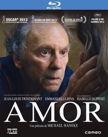 'Amor' en DVD y Blu-ray