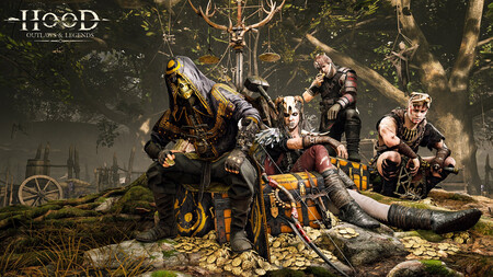 Hood: Outlaws & Legends revela todo lo que recibirá durante su primer año: nuevos personajes, mapas, modos de juego, eventos y más