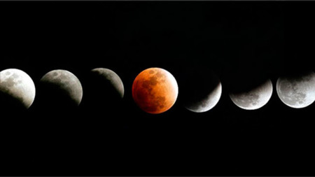 Superlunas y lunas azules hay muchas; eclipses totales de superluna no tantos: un plan para el finde