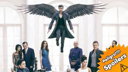 'Dominion', los ángeles se cabrean