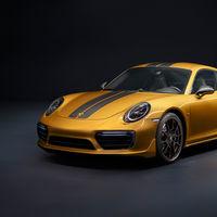 Porsche no conoce límites y le pone 607 hp al 911 Turbo S Exclusive Series