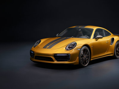 Porsche no conoce límites y le pone 607 hp al 911 Turbo S Exclusive Series