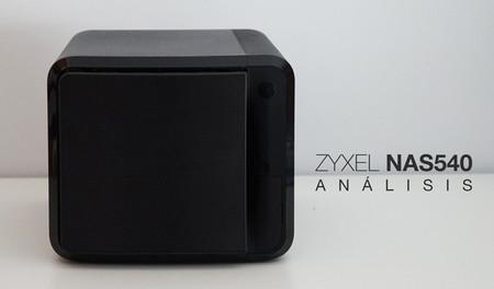 ZyXEL NAS540, análisis