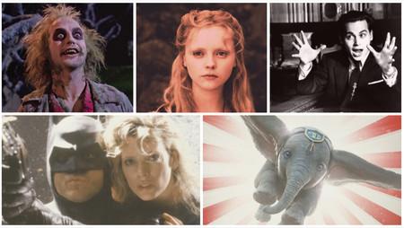 Todas las películas de Tim Burton ordenadas de peor a mejor